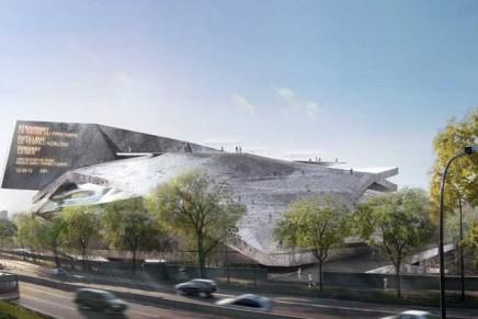 Philharmonie de Paris: Jean Nouvel's €390m spaceship crash-lands in France