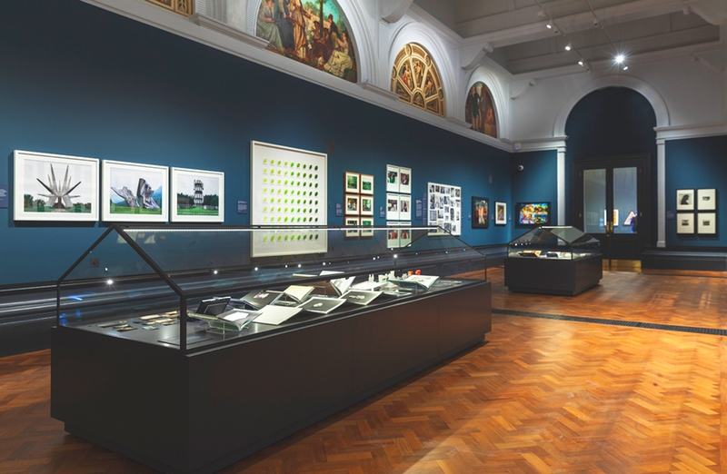 Photography Centre, Room 101 at Victoria and Albert Museum, London