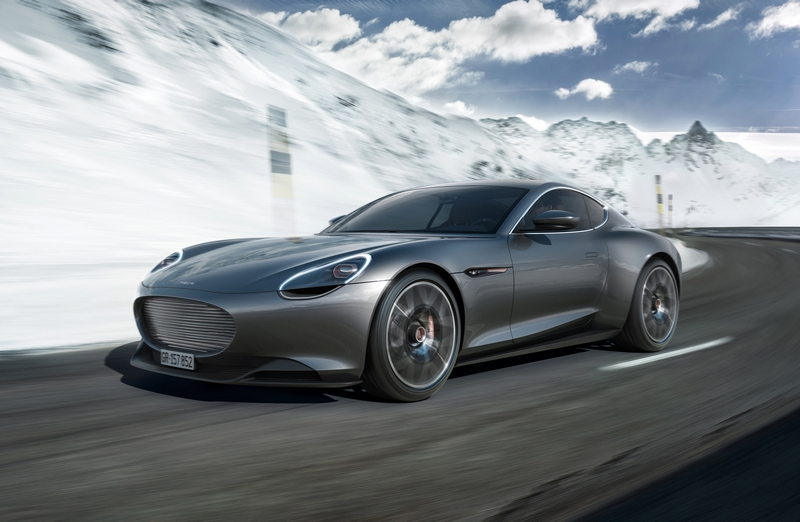 Piëch Mark Zero - A car that combines classic sports car features with innovative technologies.