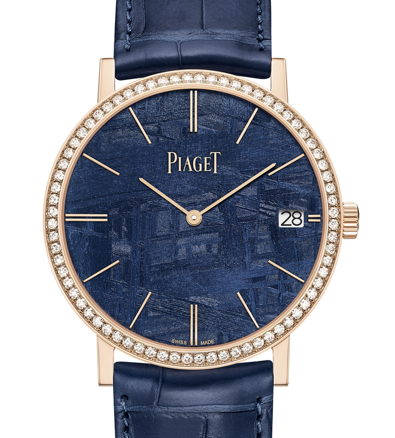 Piaget's SIHH 2019 collection unites core watchmaking strengths-