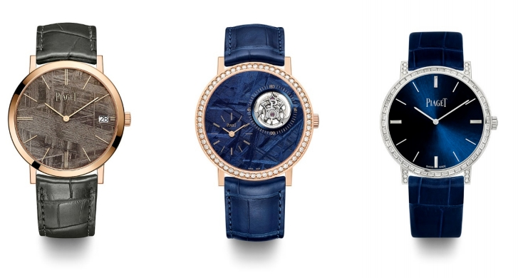 Piaget's SIHH 2019 collection unites core watchmaking strengths