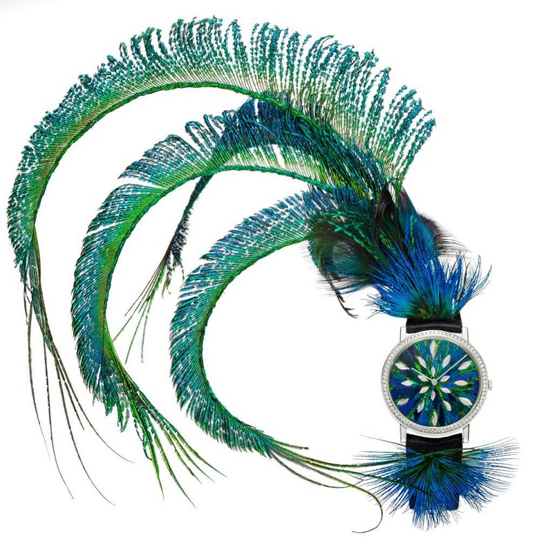 Piaget ALTIPLANO ART & EXCELLENCE FEATHER MARQUETRY