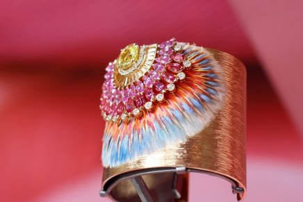 Sunny Side Of Life: a Piaget High Jewellery and Fine Watchmaking Collection