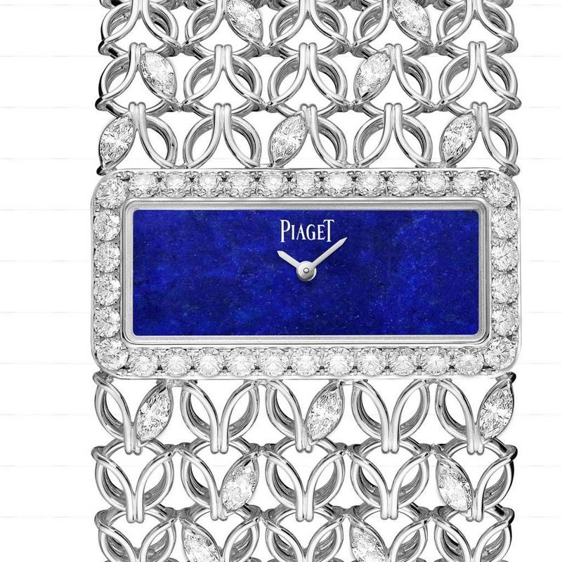 Piaget Hide & Seek Manchette Luxury Watch-