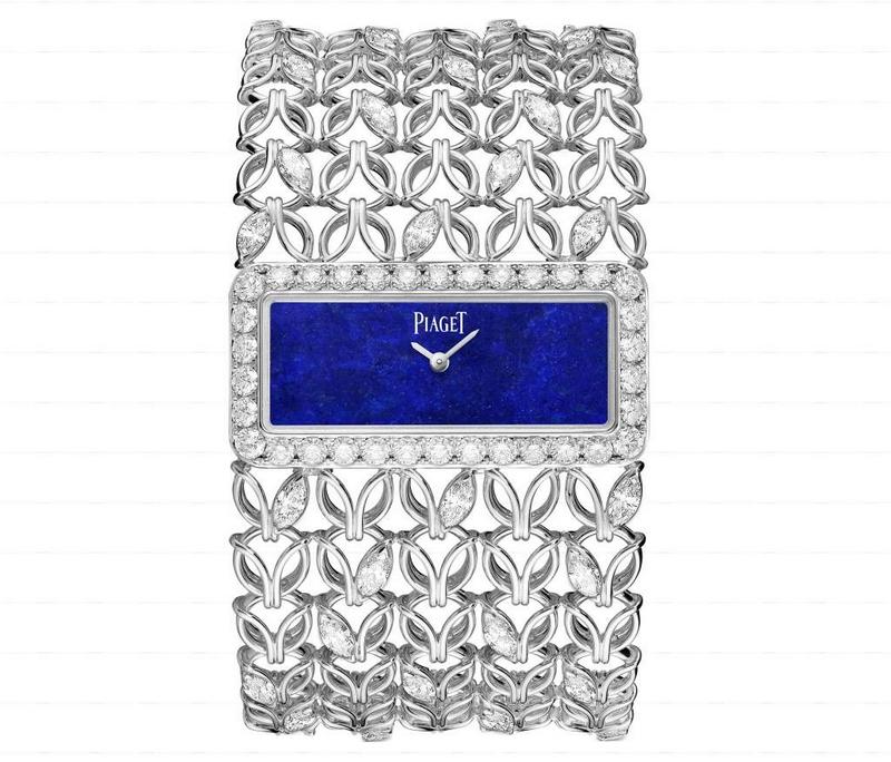 Piaget Hide & Seek Manchette Luxury Watch