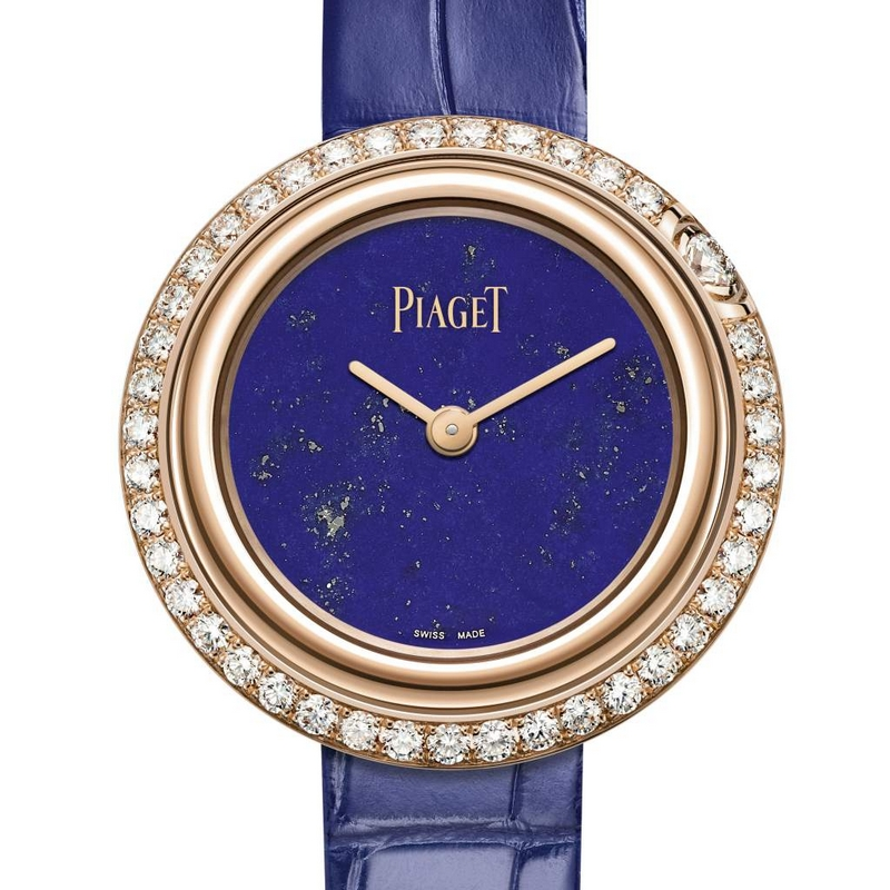 Piaget Possession Lapis Lazuli - Women's watch in rose gold and diamonds