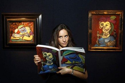 Art market in 'mania phase' and risks bursting of the bubble, report says