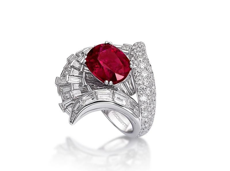 Picchiotti 50th Anniversary Ring