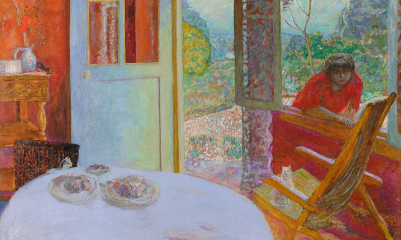 Pierre Bonnard exhibition