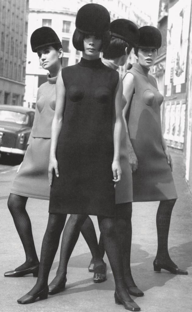 Pierre Cardin, cocktail dresses