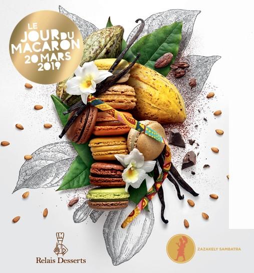 Pierre Hermes Macarons Day 2019