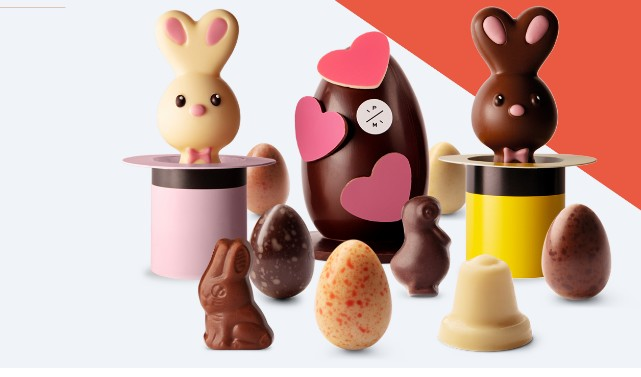 Pierre Marcolini Easter Collection 2019 ideas-