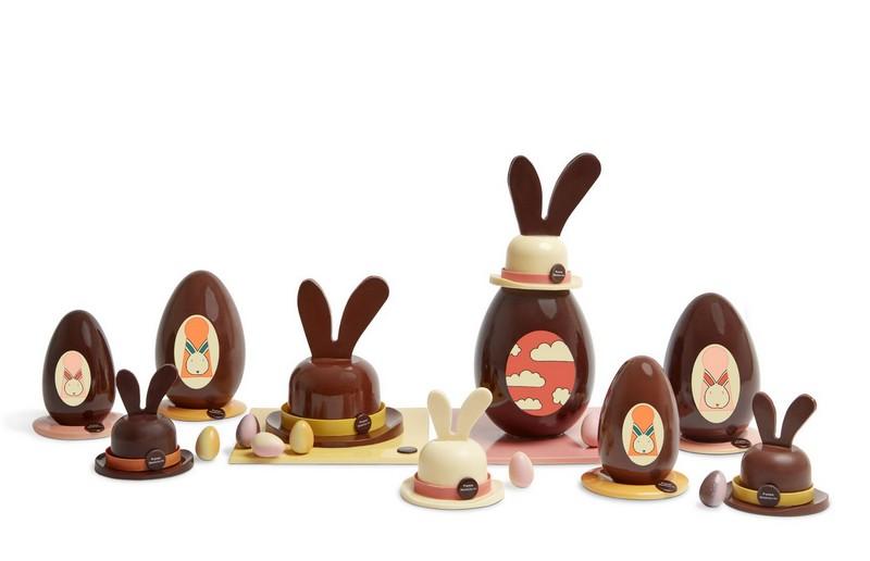 Pierre Marcolini easter mystere eggs