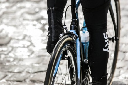 What is it like riding a £10k Team Sky bike on Britain's roads?