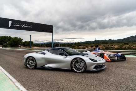 Hyperdrive experience provides a new benchmark of performance for hypercar buyers