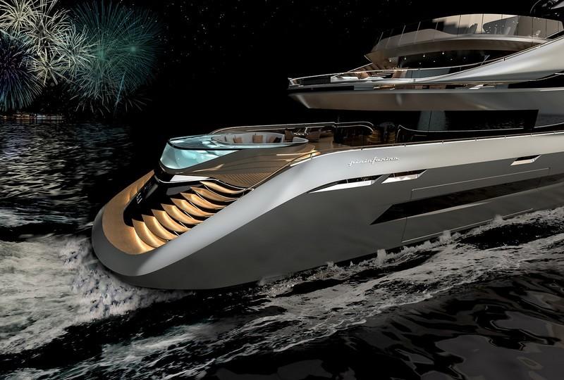 Pininfarina Rossinavi Aurea 2017-renderings