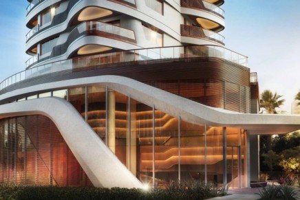 Another luxury brand to launch its own upscale residences