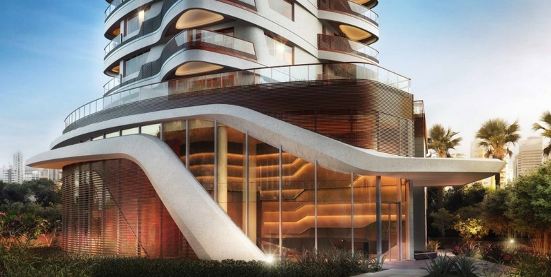 Pininfarina Unveils Luxury Residential Project in the Brazilian city of Sao Paolo-2018-