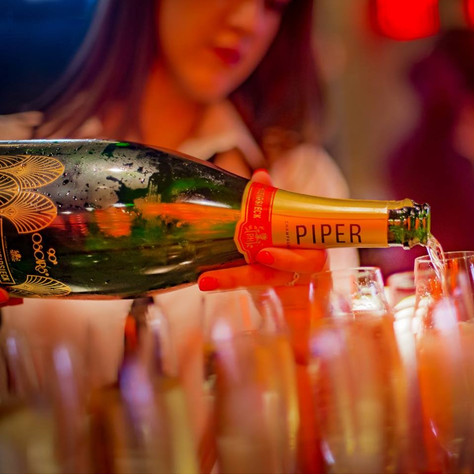 Piper-Heidsieck Champagne Returns For 90th Oscars