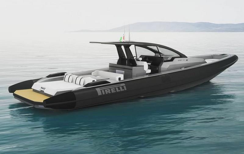 Pirelli Tecnorib 1250 Comingsoon preview