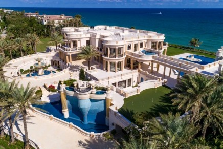 This is the highest price ever achieved for a U.S. home at auction and the highest sale ever in Broward County