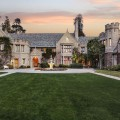 Playboy Mansion Hugh Hefner