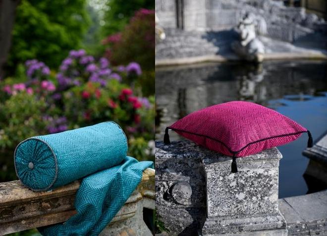 Plume textiles