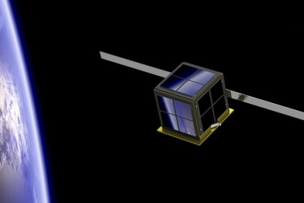 The innovators: build and launch your own satellite … for £20,000