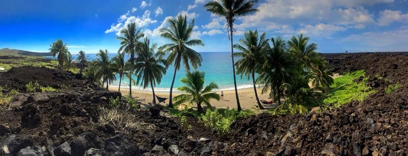 Pohue Bay Hawaii