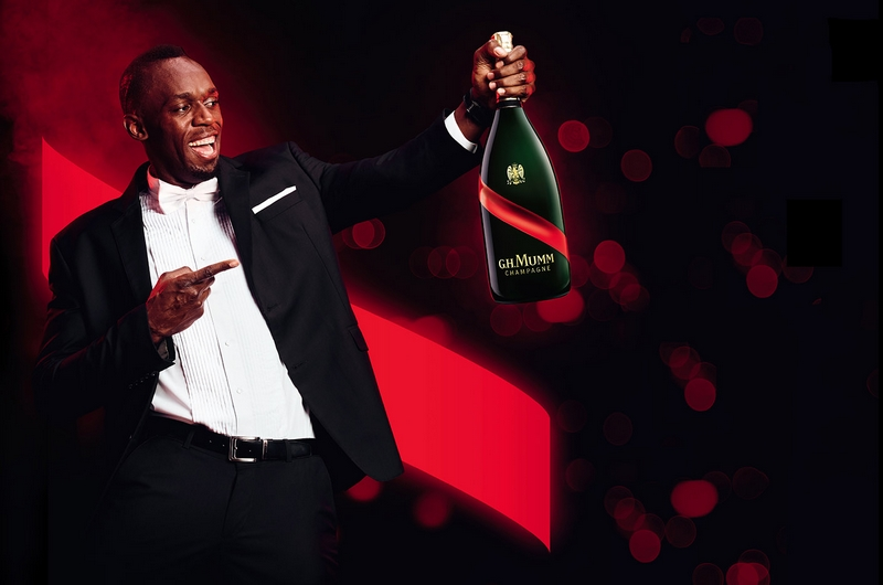 Pop -Let's celebrate your Next Victory with GH MUMM