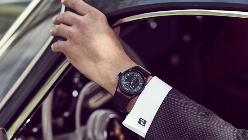 Porsche 356 for the wrist