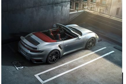 For everyday use as well as the race track: New 911 Turbo S – the new flagship of the Porsche 911 series
