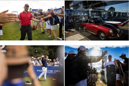 2019 Porsche European Open is bringing Taycan as the hole-in-one prize
