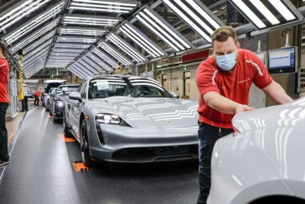 Back on the road: Lamborghini, Ferrari, Porsche and Rolls-Royce restart production with people-safety foremost