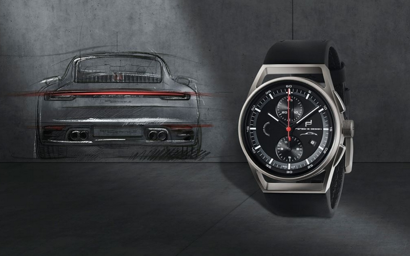 PorscheDesign 911 Chronograph Timeless Machine Limited Edition