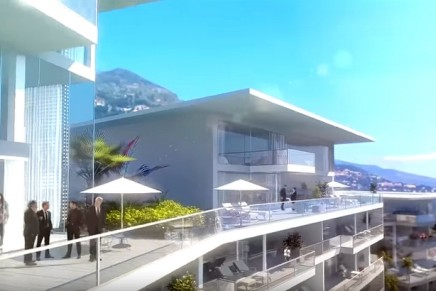Monaco builds into the Med to house new throng of super-rich