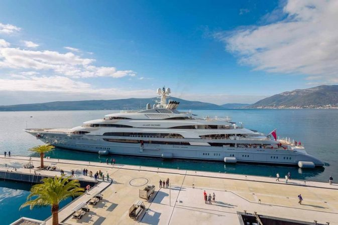 Polo in the Port, fashion show, Superwine festival and other icons are back again in the Porto Montenegro's 2020 Calendar