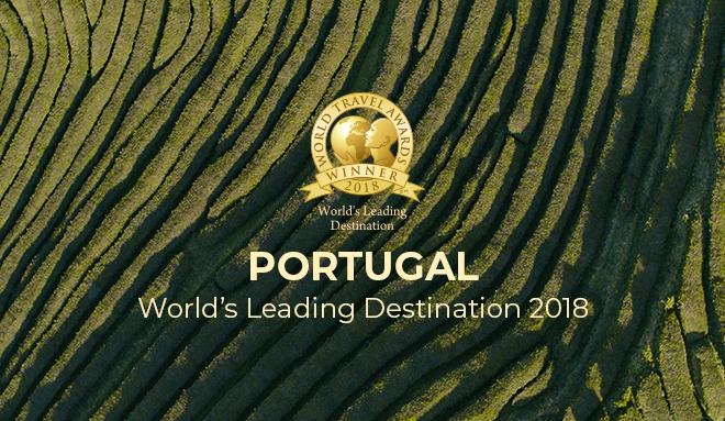 Portugal named World's Leading Destination 2018