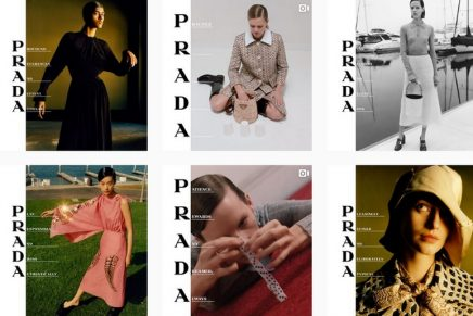 The ultimate paradox of Prada: immediately recognizable yet impossible to define