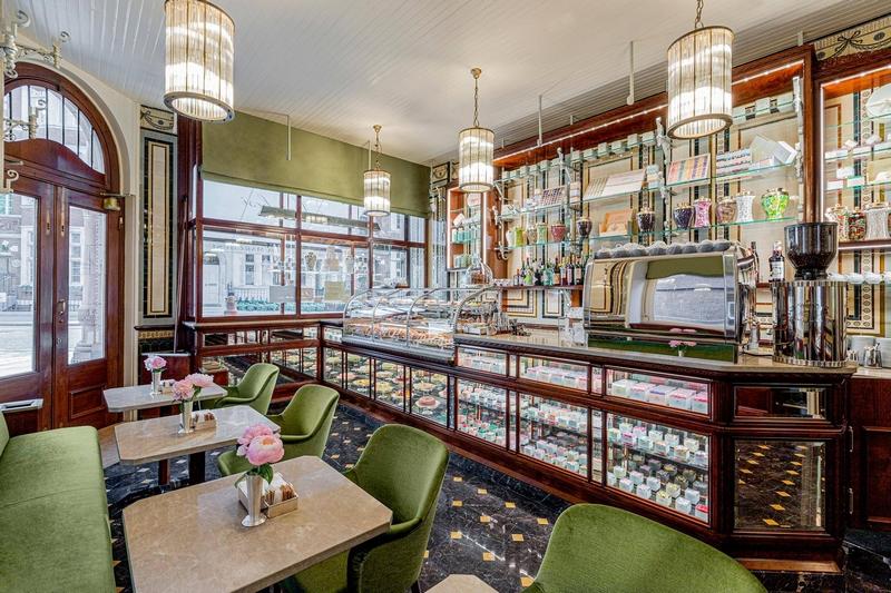Prada Pasticceria Marchesi - London Mayfair