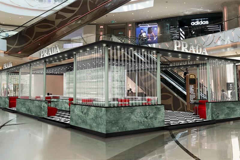Prada Spirit Premieres at Galaxy Macau - design