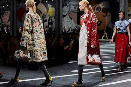 Prada is sublime on the catwalk, but financial uptick is still to be felt