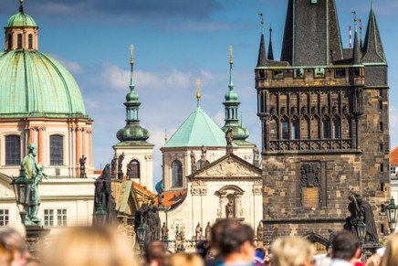 A musical tour of Europe's great cities: Prague