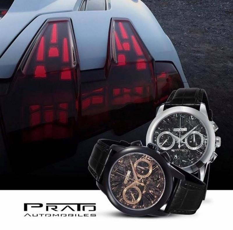 Prato Automobiles & Ateliers deMonaco second watch