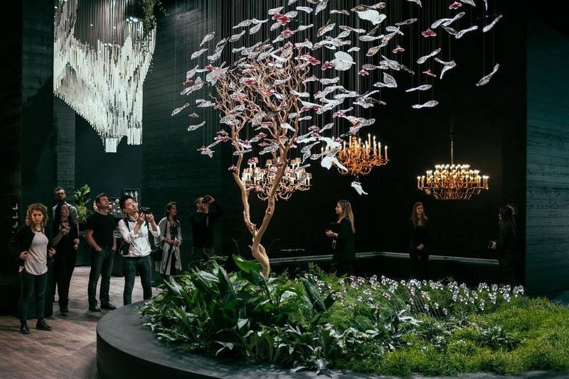 Preciosa Salone del Mobile 2017-