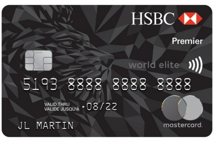 Elite Access: HSBC Premier World Elite Mastercard
