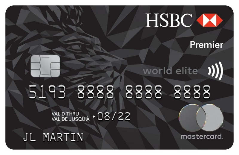 Premier World Elite Mastercard