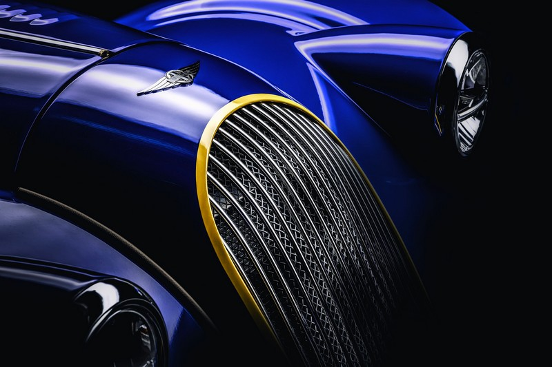 Prepare yourself for the final edition of the iconic Morgan Plus 8-