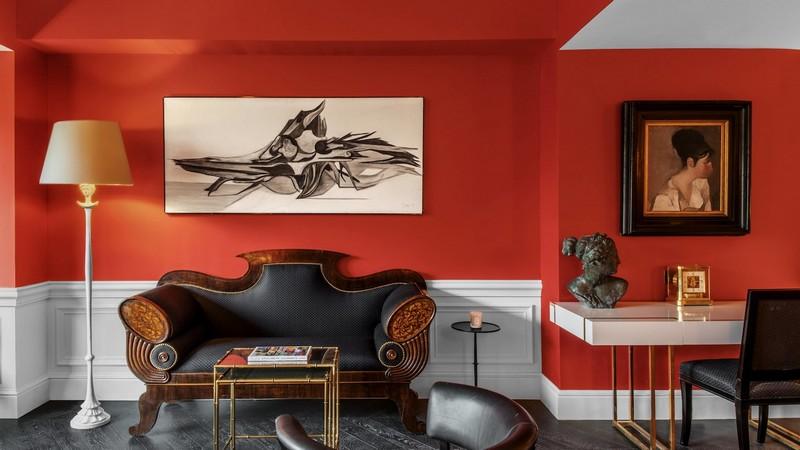 Prestige Suite Park view - The Luxury Collection Announces The Opening Of Hôtel de Berri In Paris