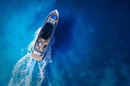 Princess Design Studio x Pininfarina x Olesinski present X95 motor yacht – the pioneer of the novel X Class